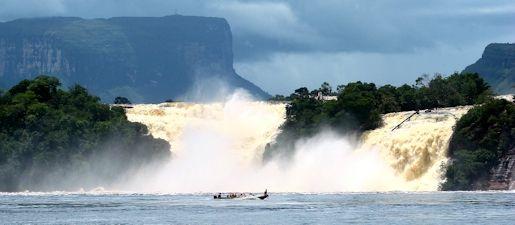 Venezuela – Información turistica y guia de viaje de Venezuela