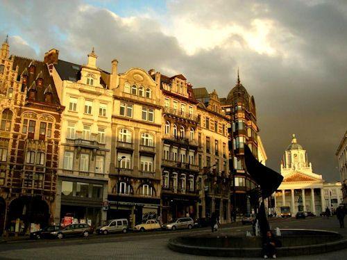 Belgica – Información turistica y guia de viaje de Belgica