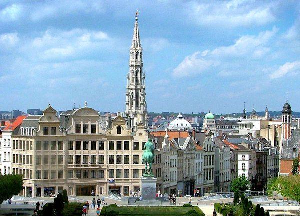 Belgica – Bruselas – Información turistica y guia de viaje de la ciudad de Bruselas