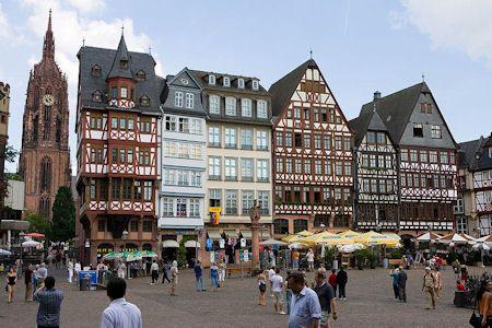 Alemanya – Frankfurt – Informació turística i guia de la ciutat de Frankfurt