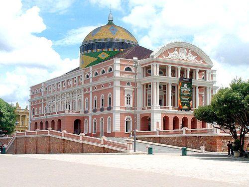Brasil – Manaus – Informació turística i guia de viatge de Manaus