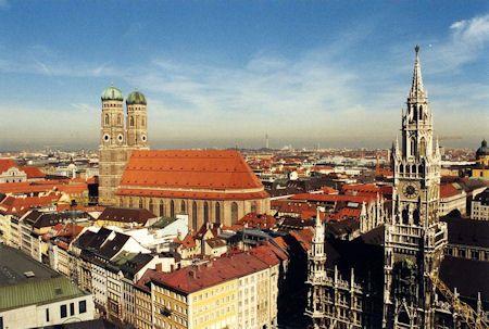 Alemanya – Munich – Informació turística i guia de la ciutat de Munich