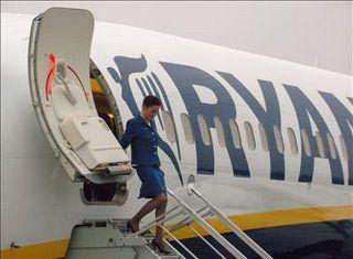 la compañía lowcost Ryanair sigue dando que hablar