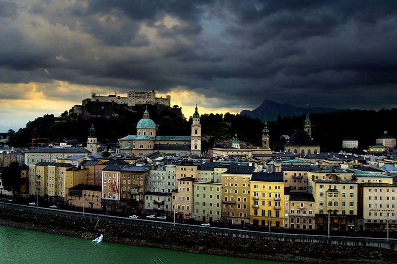 Austria – Salzburg – Informació turística i guia de viatge de Salzburg