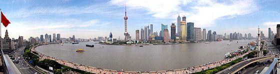 China – Shanghai – Información turistica y guia de viaje de la ciudad de Shanghai