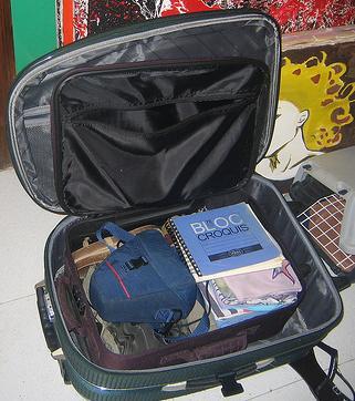 A Punto de Partir – Maletas y equipaje de viaje