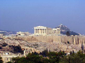 Grecia – Atenas – Información turistica y guia de viaje de la ciudad de Atenas