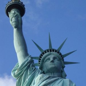 Curiosidad: La estatua de la libertad