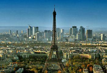 Francia – Paris – Información turistica y guia de viaje de la ciudad de Paris