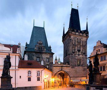 Republica Checa – Praga – Información turistica y guia de viaje de la ciudad de Praga