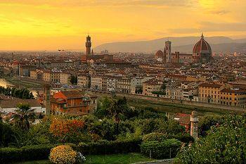 Itàlia – Florència – Informació turística i guia de Florència