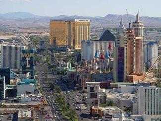 USA – Las Vegas – Informacio turistica i guia de viatge de la ciutat de Las Vegas