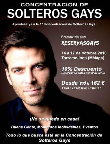 2010-10-14 1ª Concentración de Solteros Gays – 1ª Concentració de Solters Gays