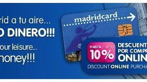 Visita más económico Madrid con la MadridCard – Visita més econòmic Madrid amb la MadridCard