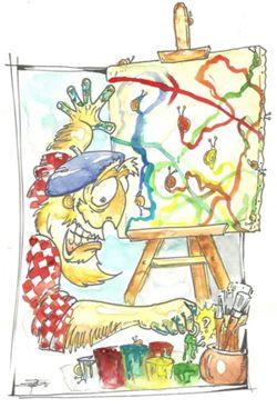 Ganador del Concurso HUMOR GRÁFICO CARACOLERO 2011 – Guanyador del Concurs Humor Gràfic Caragoler 2011