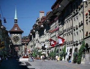 Suiza – Berna – Información turistica y guia de viaje de la ciudad de Berna