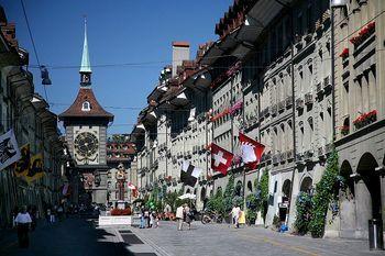 Suïssa – Berna – Informació turística i guia de la ciutat de Berna