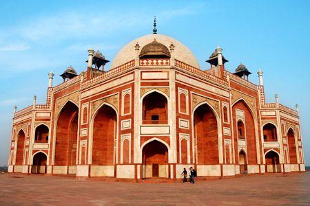 India – Delhi – Informació turística i guia de viatge de Delhi