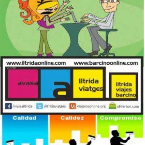 INFORMACION PARA CLIENTES ILTRIDA VIAJES CON PROBLEMAS POR SITUACION FINANCIERA GRUPO ORIZONIA – Informació per a clients d' ILTRIDA VIATGES con problemas por situación financiera Grupo Orizonia
