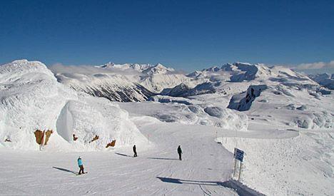 Las 10 mejores estaciones de esquí para la nieve de primavera : Consejos para practicar deportes de invierno a final de temporada y las mejores estaciones de esquí a las que ir en primavera (y verano) a esquiar.
