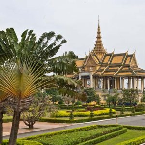 palacio real phnom penh