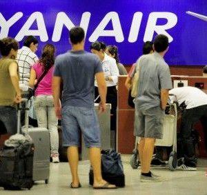 ryanair pasajeros un solo bulto 1170 1