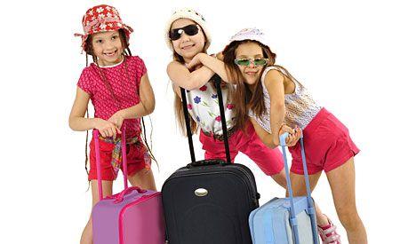 Volar con niños: 20 consejos fabulosos para que estén contentos / Volar amb nens; 20 consells perque estiguin contents