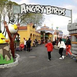Gran Canaria tendrá en octubre un parque temático de los Angry Birds / Gran Canaria tyindrá al'octubre un parc temtic dedicat als ANGRY BIRD