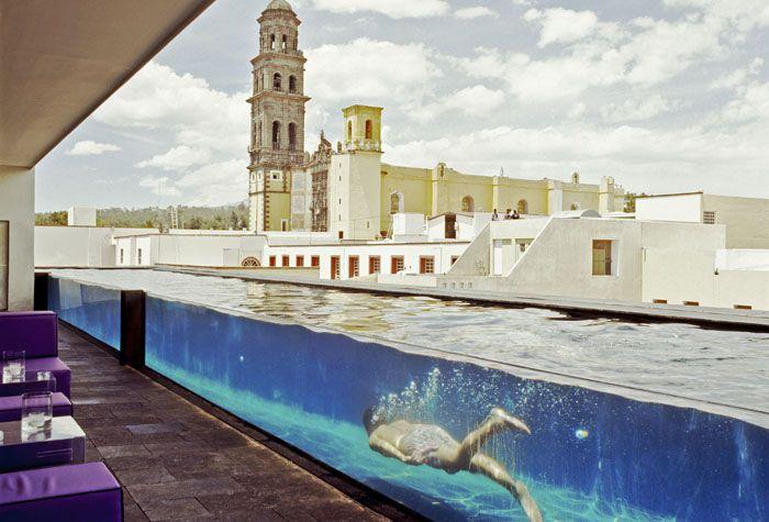Un paseo por las mejores piscinas de Hotel del mundo – Un passeig per les millors piscines d'Hotel del mon