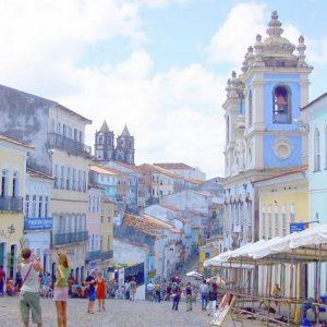 Salvador de Bahía, tierra de la felicidad / BRASIL / Salvador de Bahia, terra de felicitat