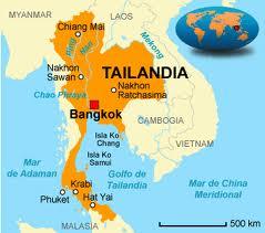 Diario de un viaje a Tailandia, un país tan exótico como entrañable / Diari d'un viatge a Tailandia, un pais tan exótic com proper