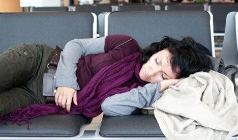 10 cosas que no deberías hacer nunca en un aeropuerto / 10 coses que no tens que fer mai en un aereoport