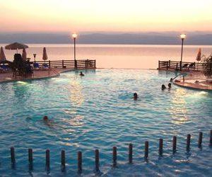 Mar Muerto, el mayor SPA natural del mundo / El Mar Mort, el més gran SPA natural del mon