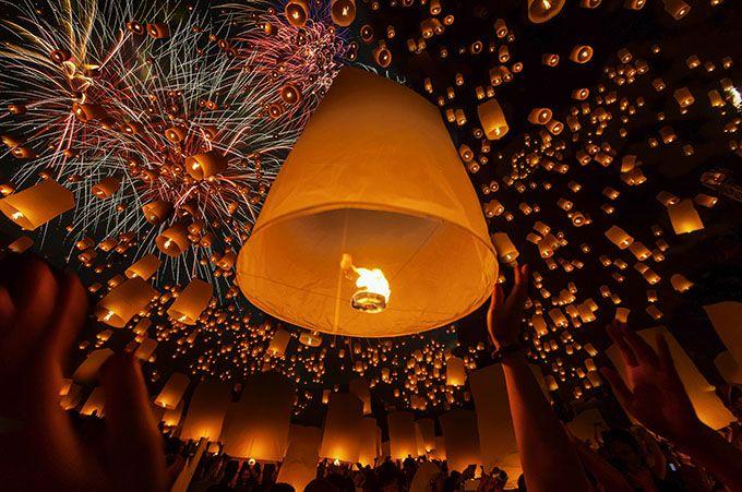 10 destinos para pasar el fin de año en imágenes / 10 destinacions per passar el cap d'any en imatges