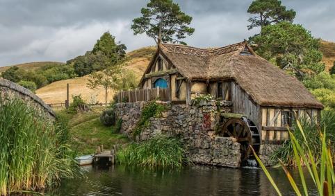 Los 9 mejores paisajes de Nueva Zelanda donde se rodó el Hobbit y se ha rodado La Desolación de Smaug / Els 9 millors paisatges de Nova Zelanda on s'ha rodat la saga dels Hobbit