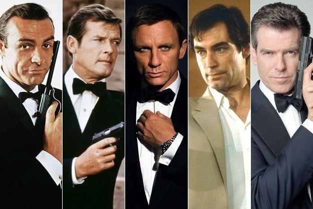 12 escenarios de James Bond: en imágenes / 12 ESCENARIS DE JAMES BOND EN IMATGES