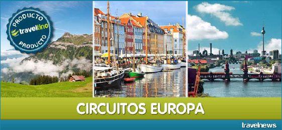 Diferentes Circuitos a Europa