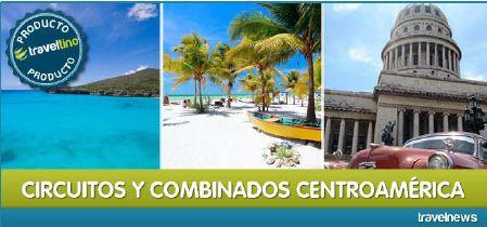 Combinados y Circuitos Centroamérica
