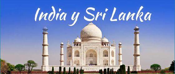 Viaje a la India y Sri Lanka