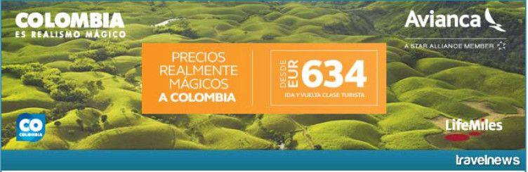 COLOMBIA EL REALISMO MÁGICO –  COLÒMBIA EL REALISME MÀGIC