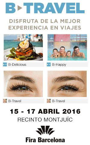 Viajar.org le regala la entrada a B-TRAVEL, la feria de viajes, y una reflexión sobre nuestro servicio..