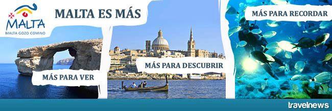 Malta: Una Isla para cada Viajero desde 153 Euros – Malta: Una Illa per a cada Viatger des de 153 Euros
