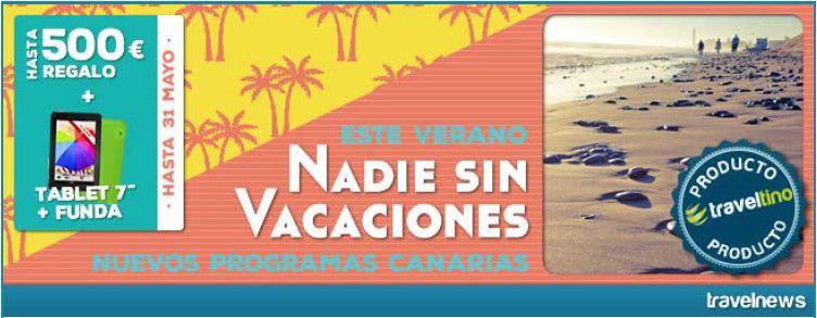 Este Verano Nadie Sin Vacaciones, 8 días desde 286 Euros! – Aquest Estiu Ningú Sense Vacances, 8 dies des de 286 Euros!
