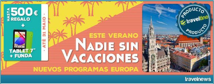 Este Verano Nadie Sin Vacaciones 11 días desde 1.037 Euros! – Aquest Estiu Ningú Sense Vacances 11 dies des de 1.037 Euros!