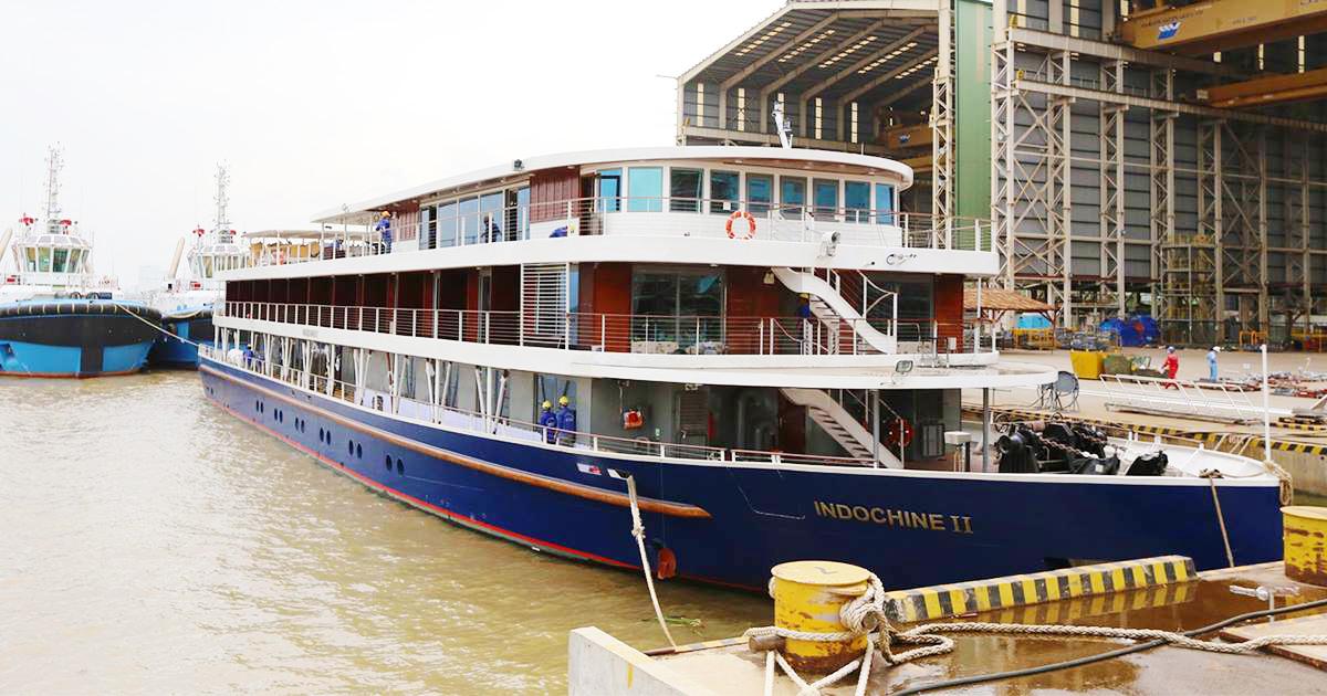 CRUCEROS FLUVIALES: Croiseurope lanza su nuevo barco INDOCHINE II,podrás embarcarte en esta nueva aventura con MatxCruceros y iltrida Viajes