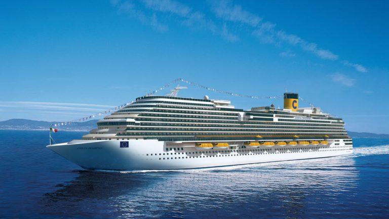COSTA DIADEMA, Crucero por el Mediterráneo 8 días desde 429 €